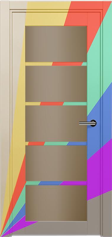 Коллекция Optima 122 Эмаль. Стандарт - RAL 7004,7015,1015,1019,9003.  Нестандарт - любой цвет по RAL. + Сатинато бронза