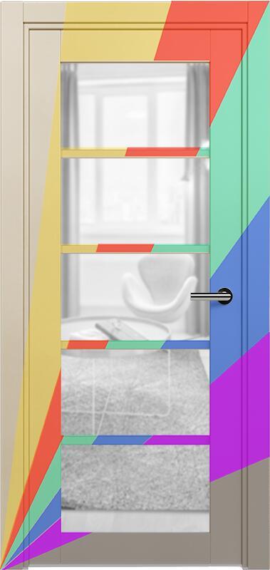 Коллекция Optima 122 Эмаль. Стандарт - RAL 7004,7015,1015,1019,9003.  Нестандарт - любой цвет по RAL. + триплекс прозрачный