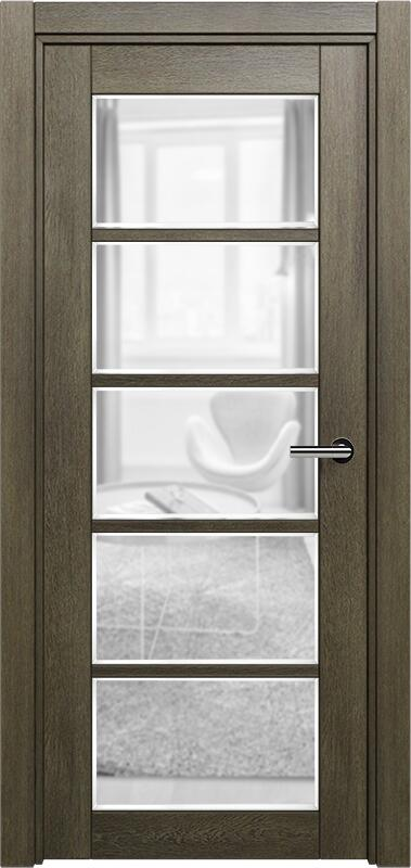 Коллекция Optima 122 Винтаж + сатинато прозрачное фацет