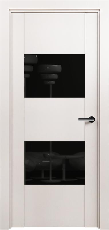 Коллекция Versia 221 Белый жемчуг + Лакобель черное