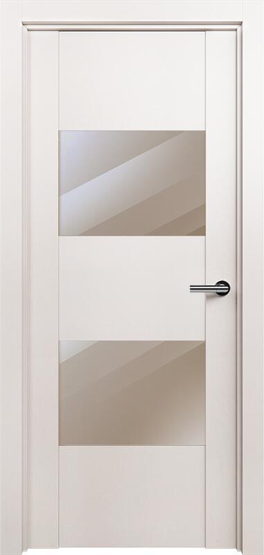 Коллекция Versia 221 Белый жемчуг + зеркало бронза
