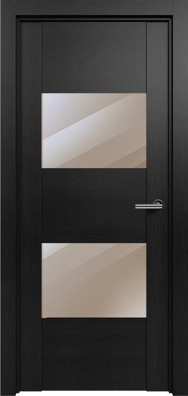 Коллекция Versia 221 Дуб черный + зеркало бронза