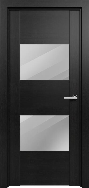 Коллекция Versia 221 Дуб черный + зеркало графит