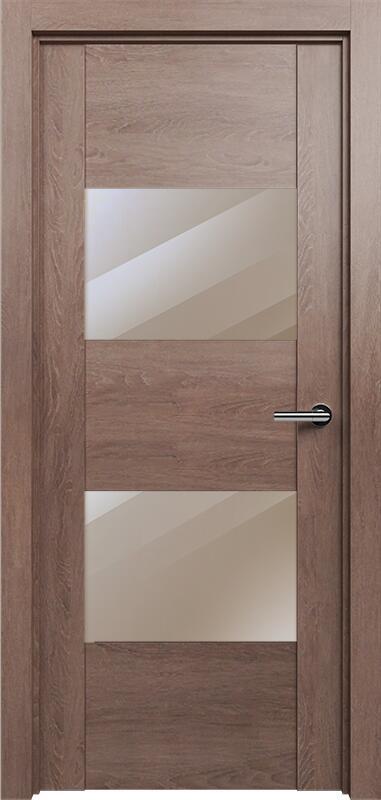 Коллекция Versia 221 Дуб капучино + зеркало бронза