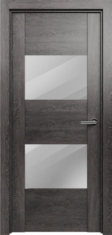 Коллекция Versia 221 Дуб патина + зеркало графит