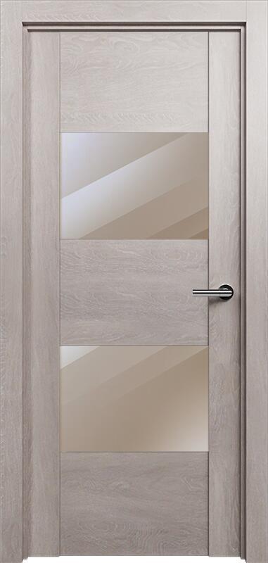 Коллекция Versia 221 Дуб   серый + зеркало бронза