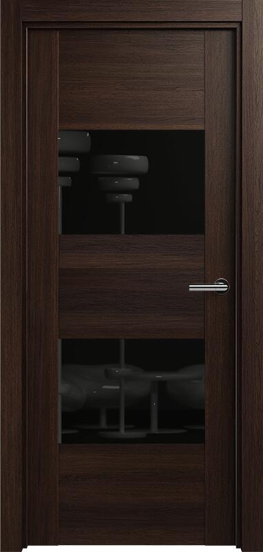 Коллекция Versia 221 Орех + Лакобель черное