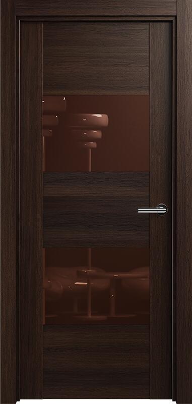 Коллекция Versia 221 Орех + Лакобель коричневое