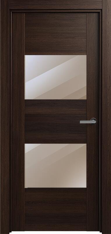 Коллекция Versia 221 Орех + зеркало бронза