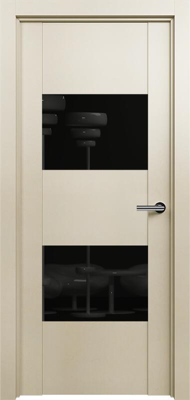 Коллекция Versia 221 Слоновая кость + Лакобель черное