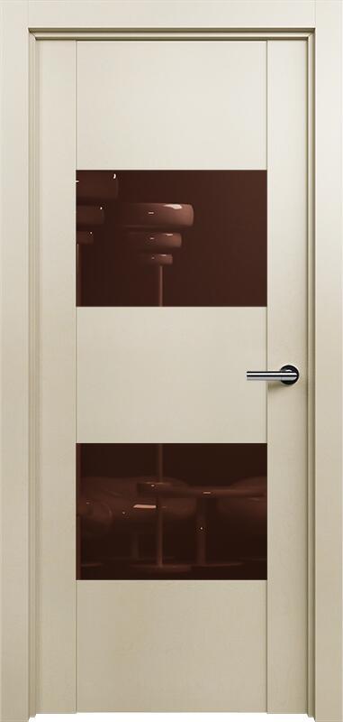 Коллекция Versia 221 Слоновая кость + Лакобель коричневое