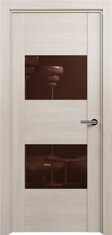 Коллекция Versia 221 Ясень + Лакобель коричневое