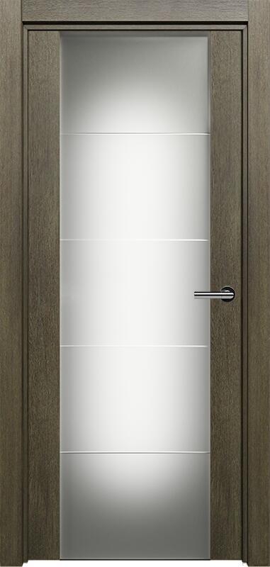 Коллекция Versia 222 Винтаж + Триплекс 8 мм с горизонтальной гравировкой