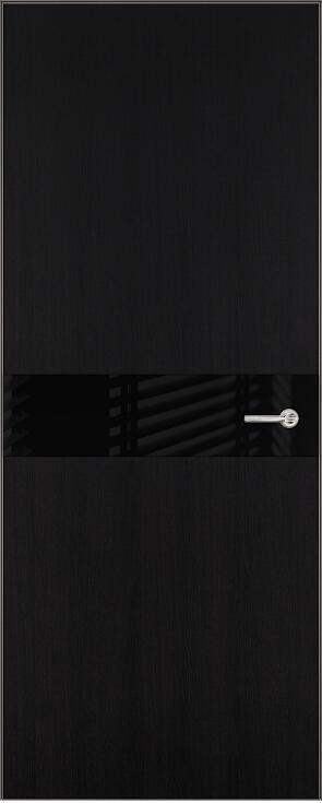 Коллекция Favorite 702 Венге пепельный + Лакобель черное