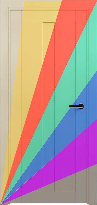 Коллекция Optima 132 Эмаль. Стандарт - RAL 7004,7015,1015,1019,9003.  Нестандарт - любой цвет по RAL.