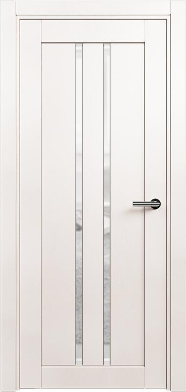 Коллекция Optima 133 Белый жемчуг + сатинато прозрачное
