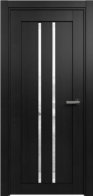 Коллекция Optima 133 Дуб черный + сатинато прозрачное