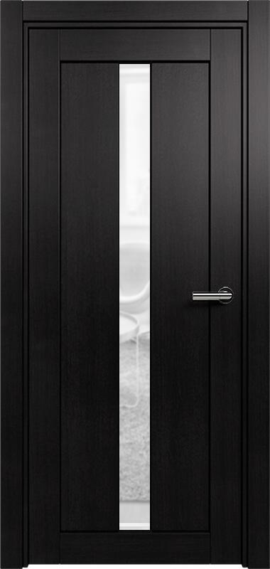 Коллекция Optima 134 Дуб черный + сатинато прозрачное