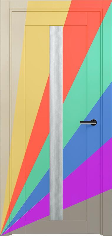 Коллекция Optima 134 Эмаль. Стандарт - RAL 7004,7015,1015,1019,9003.  Нестандарт - любой цвет по RAL. + Канны