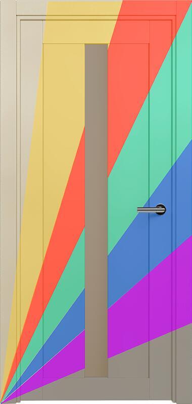 Коллекция Optima 134 Эмаль. Стандарт - RAL 7004,7015,1015,1019,9003.  Нестандарт - любой цвет по RAL. + Сатинато бронза