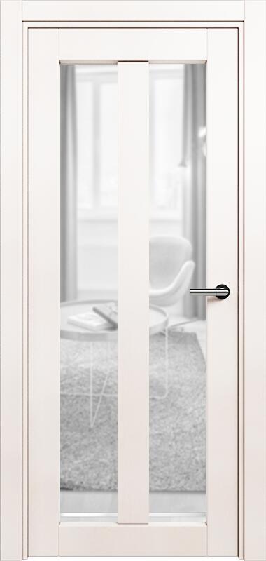 Коллекция Optima 135 Белый жемчуг + сатинато прозрачное