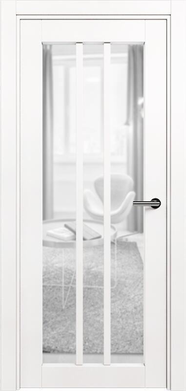 Коллекция Optima 136 Белый   лёд + сатинато прозрачное