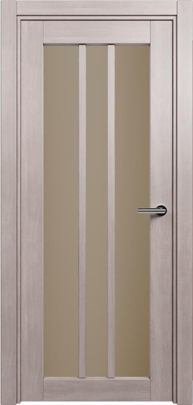 Коллекция Optima 136 Дуб   серый + Сатинато бронза
