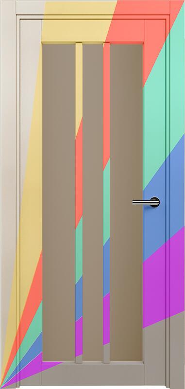 Коллекция Optima 136 Эмаль. Стандарт - RAL 7004,7015,1015,1019,9003.  Нестандарт - любой цвет по RAL. + Сатинато бронза