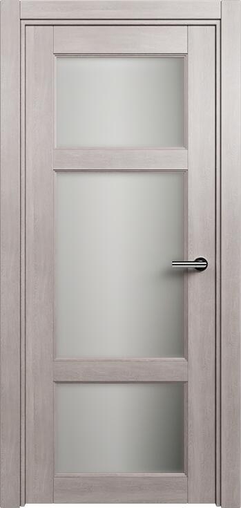 Коллекция Classic 542 Дуб   серый + Сатинато белое