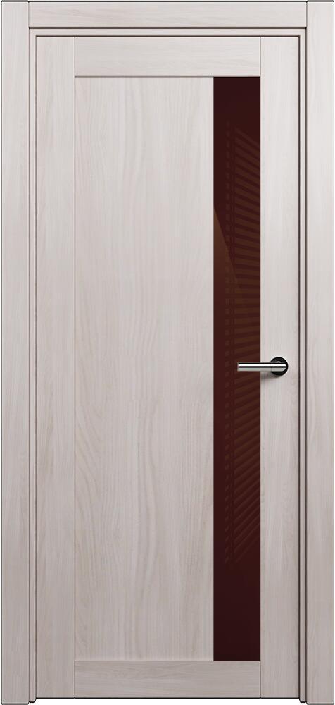 Коллекция Estetica 821 Ясень + глосс коричневое