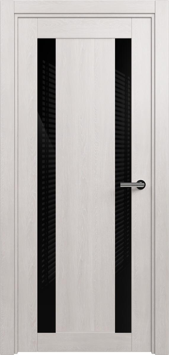 Коллекция Estetica 822 Дуб белый + глосс черное