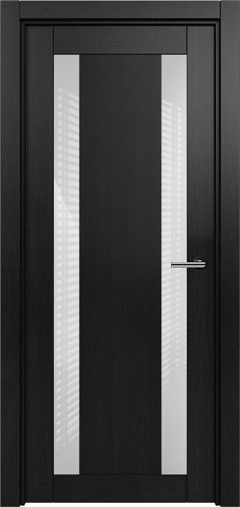 Коллекция Estetica 822 Дуб черный + глосс белое