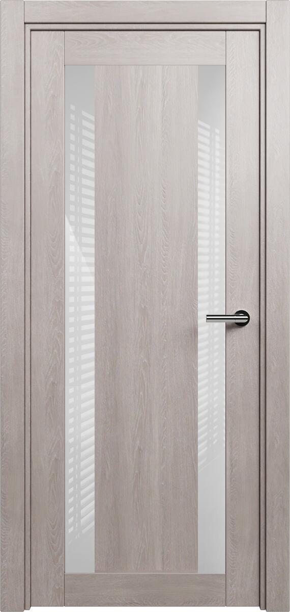 Коллекция Estetica 822 Дуб   серый + глосс белое