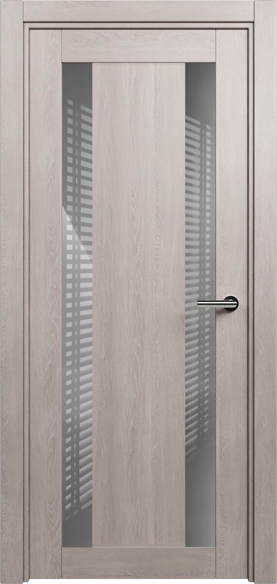 Коллекция Estetica 822 Дуб   серый + глосс серое