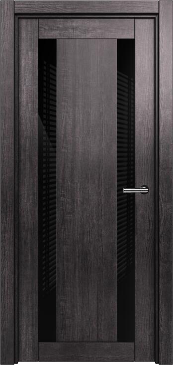 Коллекция Estetica 822 Венге пепельный + глосс черное