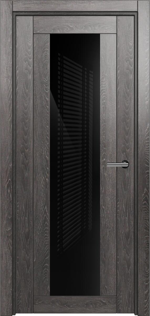 Коллекция Estetica 823 Дуб патина + глосс черное