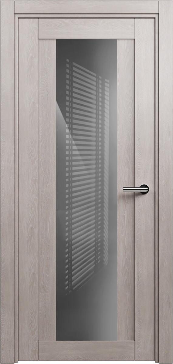 Коллекция Estetica 823 Дуб   серый + глосс серое