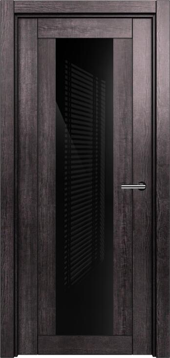 Коллекция Estetica 823 Венге пепельный + глосс черное