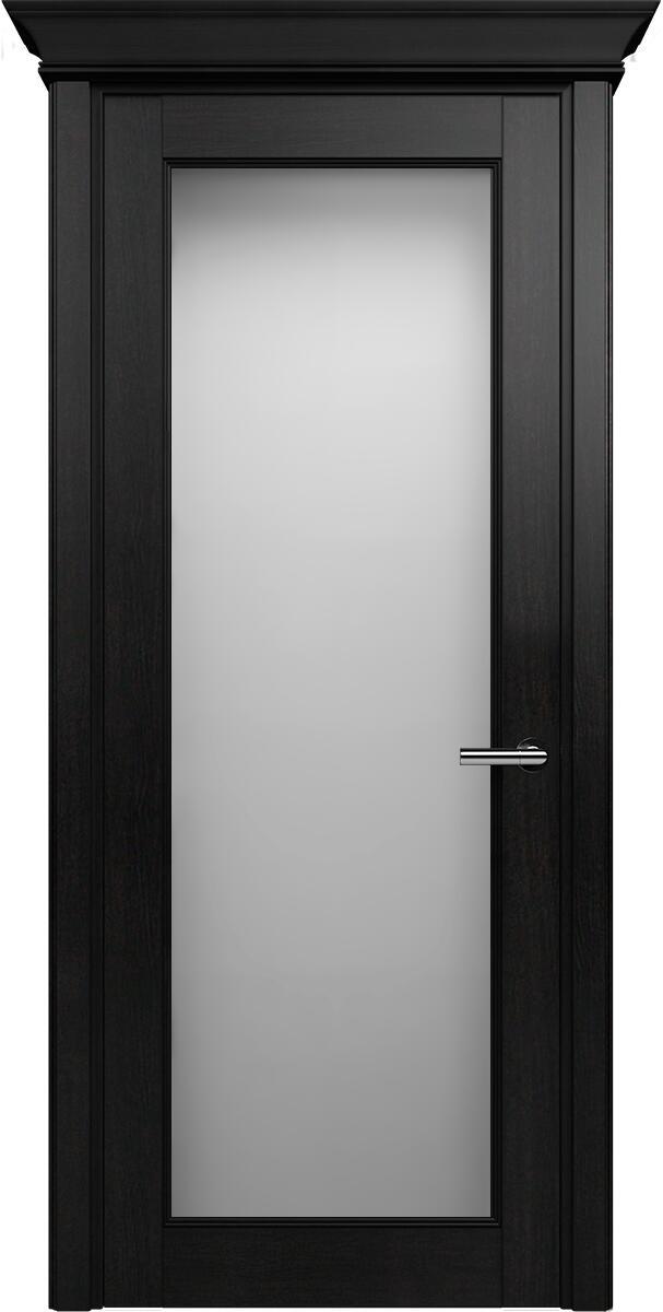 Коллекция Classic 552 Дуб черный + Сатинато белое