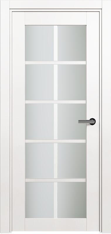 Коллекция Optima 123 Белый   лёд + сатинато белое