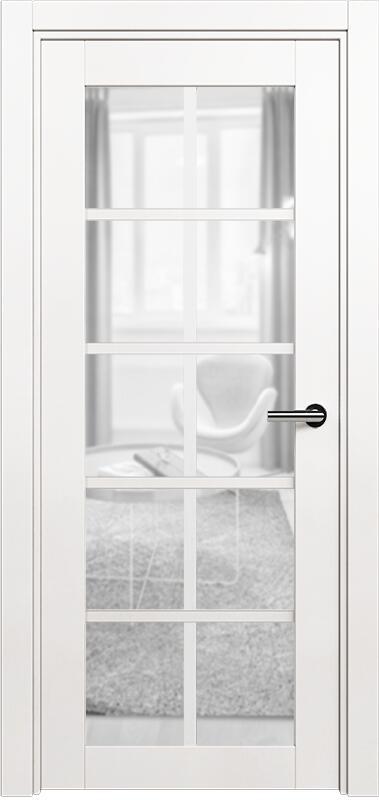 Коллекция Optima 123 Белый   лёд + сатинато прозрачное