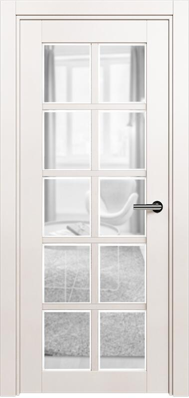 Коллекция Optima 123 Белый жемчуг + сатинато прозрачное фацет