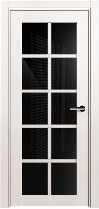 Коллекция Optima 123 Белый жемчуг + триплекс черное