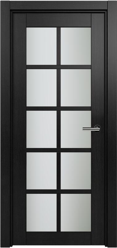 Коллекция Optima 123 Дуб черный + сатинато белое