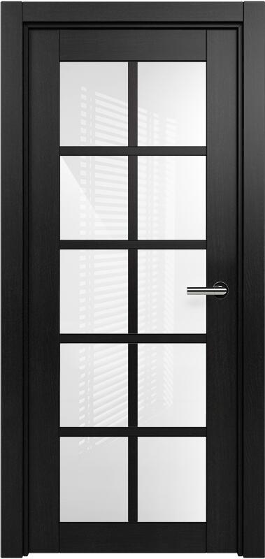 Коллекция Optima 123 Дуб черный + триплекс белое