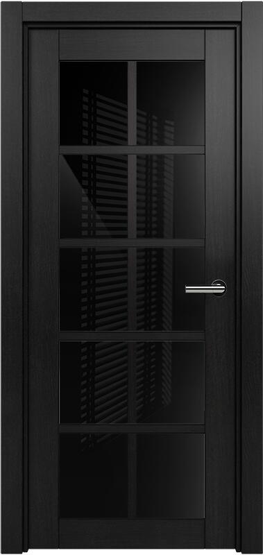 Коллекция Optima 123 Дуб черный + триплекс черное