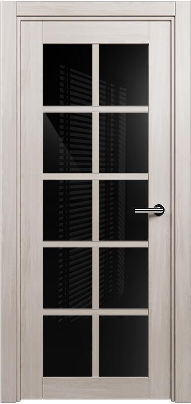 Коллекция Optima 123 Ясень + триплекс черное