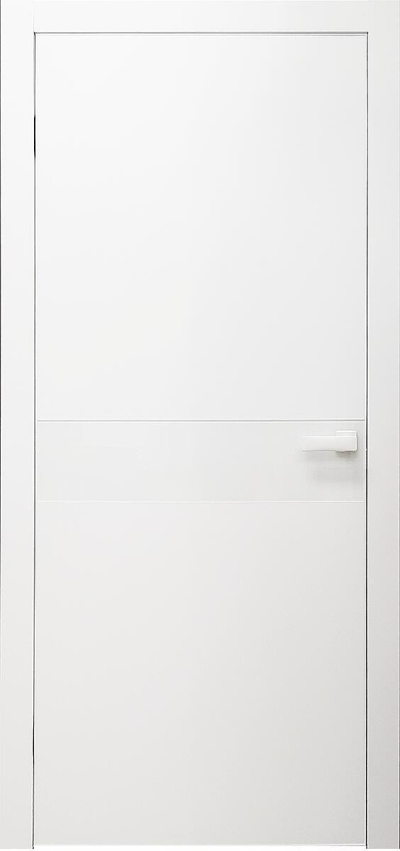 Коллекция Avanta 902 горизонталь Белый   лёд + лакобель белое