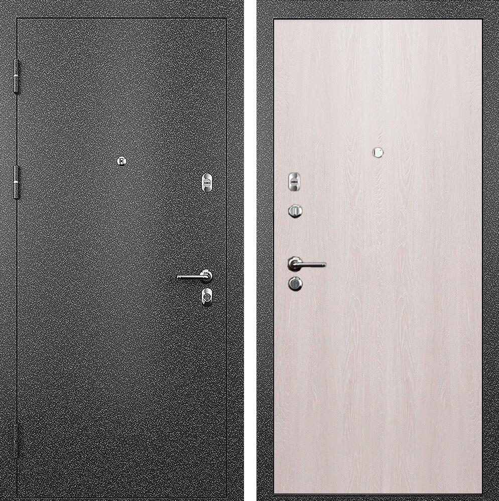 Коллекция Входные двери Статус М Престиж Дуб   серый