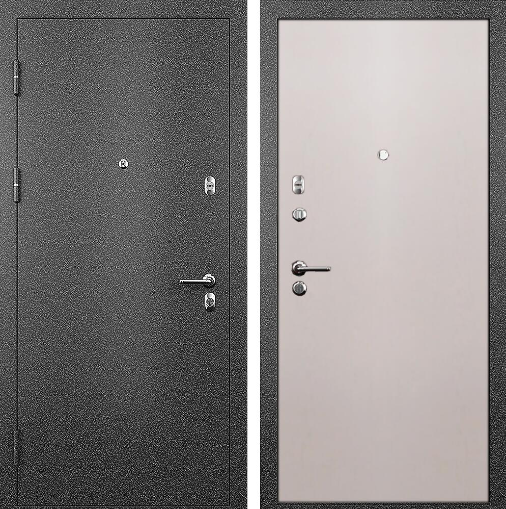 Коллекция Входные двери Статус М Престиж Грей